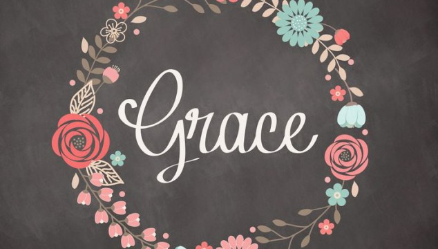 grace printable copy