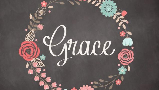 grace printable copy