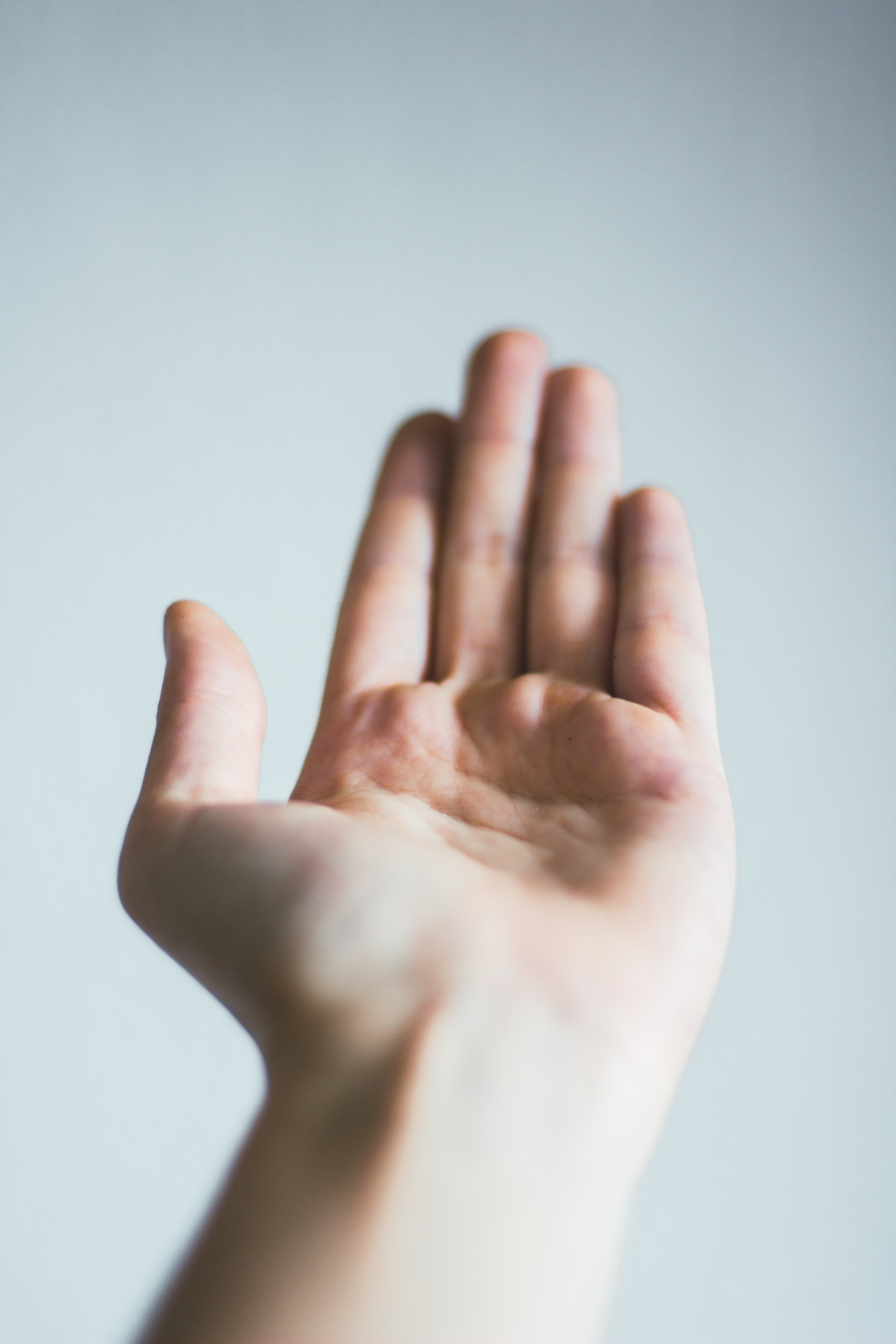 Open Your Hands